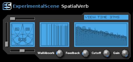 SpatialVerb VST